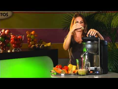 Santos Centrifugal Juicer Introduction Video