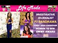 Investigative Journalist PJ Randhawa First Sikh-Canadian Woman ToWin Emmy Award|Life Modz|SIKH VOGUE