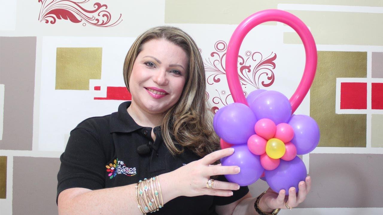 DIY Curso  de Globos Aprenda hacer una Cartera en Globos. Animadoras Balloons Wallet
