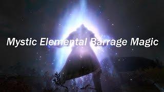 Skyrim Special Edition Mods: Mystic Barrage Spells