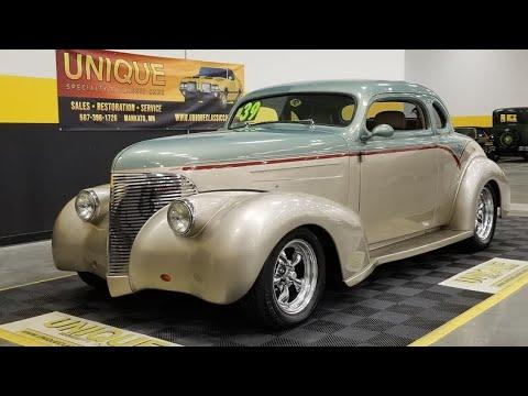 1939 Chevrolet Master (CC-1386181) for sale in Mankato, Minnesota