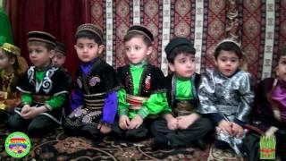 """Novruz Bayramı-Nağıl """"S"""" uşaq bağçasında17.03.2017"""