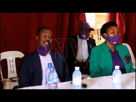 Muntu agamba NRM ekendedde amaanyi