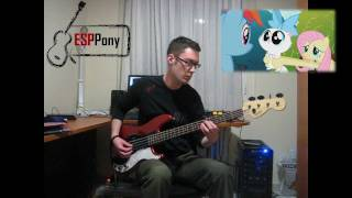 MLP:FiM - Find A Pet (May the best pet win) - Bass Cover