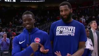 Denver Nuggets Vs Detroit Pistons : February 4, 2019