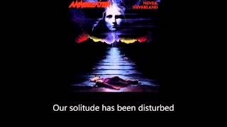 Annihilator - Never, Neverland (Lyrics)