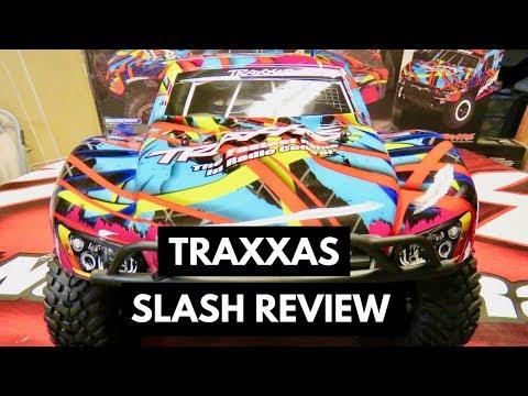 Traxxas Slash Review – Best RC Car Under $250 – DRIFTOMANIACS
