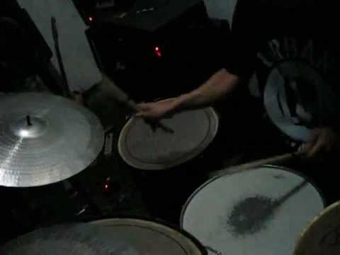 Pukat Harimau - As Destruction (new song) Live at Studio 35