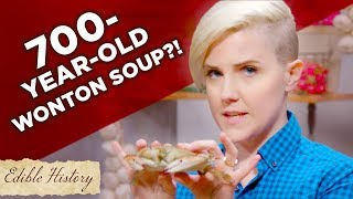 I Tried To Make A 700-Year-Old Wonton Soup Recipe •Tasty