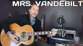 Mrs Vandebilt - Paul McCartney