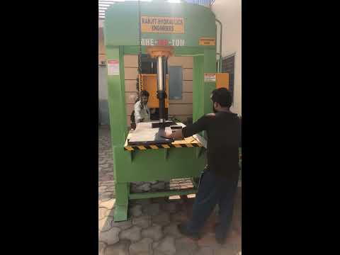 Motorized Hydraulic Press