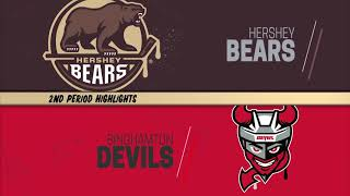 Bears vs. Devils | Feb. 14, 2020