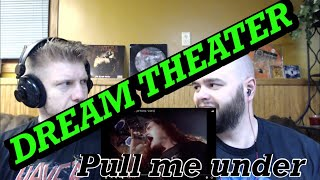 DREAM THEATER   PULL ME UNDER 🤘🤘reaction