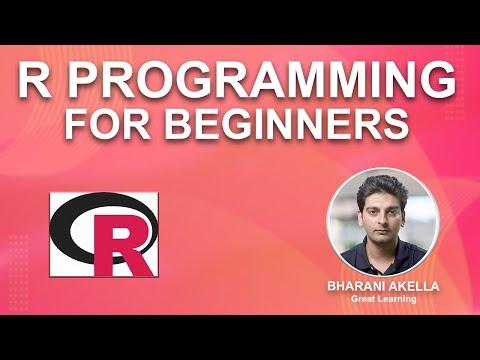 R Programming For Beginners | R Programming For Data Science ...
