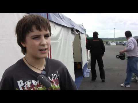 Karting. Mikel Rodriguez (01/05/11)