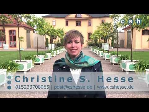 Christine S. Hesse - Produzentin für multimediale Präsenzen