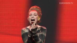 Rona Nishliu - Suus (Albania) 2nd rehearsal and backstage