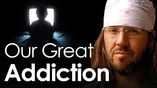 David Foster Wallace - The Dangers Of Internet & Media Addiction