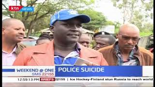 Male police officer attached to Umoja camp commits suicide