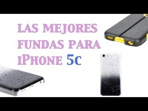 Las mejores fundas para el iPhone 5C