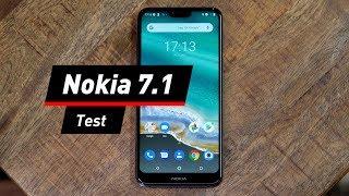 Nokia 7.1 im Test: Finden die Finnen die Notch echt cool?