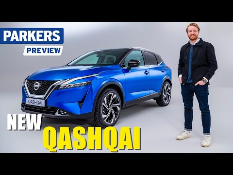 2021 Nissan Qashqai In-Depth Preview | No more diesel versions!
