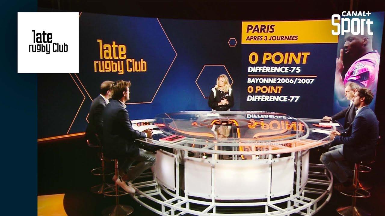 Un début de saison compliqué pour le Stade Français - Top 14