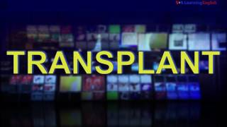 News Words: Transplant