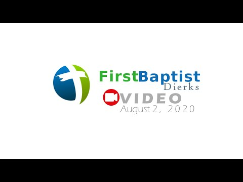 Sunday Morning - August 2, 2020