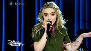 "Soy Luna 2 | Sabrina Carpenter ""Thumbs "" + Detrás De Escena 