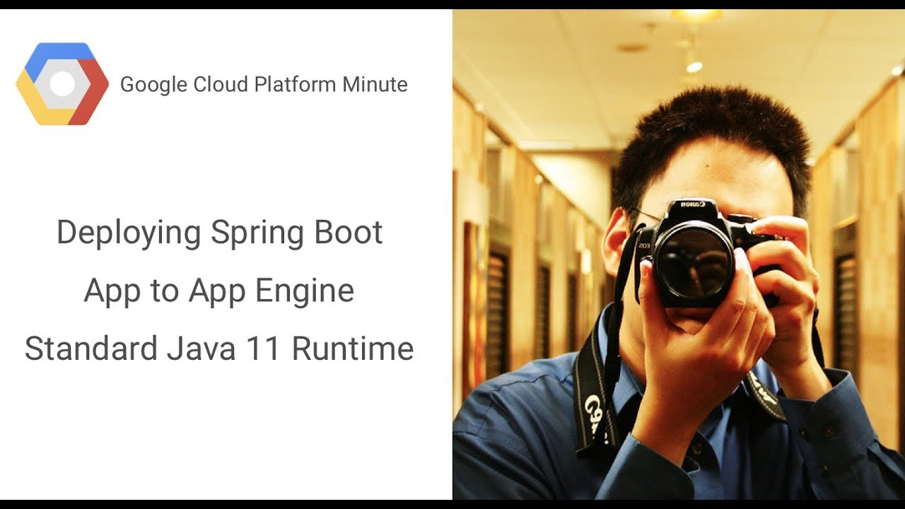 Learn how to deploy a Spring Boot application using a JAR file to Google App Engine standard for Java 11. The runtime can now deploy a JAR file, using gcloud command line, or Maven and Gradle plugins.