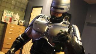 Happy Violence Robocop (Music Video) - Dada life