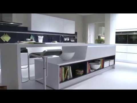 Line N Nobilia - Küche ohne Griffe