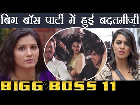 Bigg Boss 11: Salman Khan's MAKE UP artist MISBEHAVES with Sapna Chaudhary - Arshi | FilmiBeat