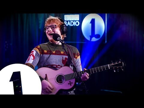 Ed Sheeran – Perfect in the Live Lounge