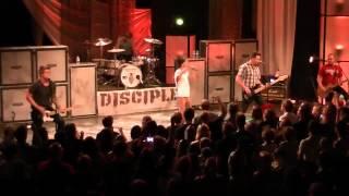 Disciple - Watch It Burn live at X-Fest 2012