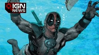 Ryan Reynolds Teases Deadpool Mask - IGN News