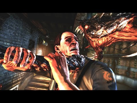 The Darkness 2: High Action Intense Combat Gameplay Showcase – Vol.1 [PC RTX 2080]
