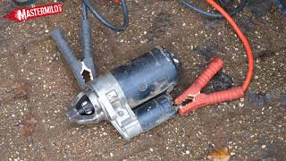 How A Starter Motor Works   Fixing A Lazy Starter