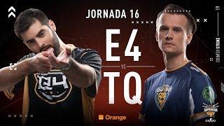 Team eu4ia VS Team Queso | Jornada 16 | Temporada 2018/2019