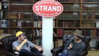 Todd Snider shares tales with Ben Greenman