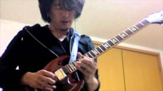 AC/DC Let Me Put My Love Into You Cover