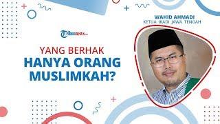 TANYA USTAZ: Apakah Hanya Orang Muslim yang Berhak Menerima Zakat Fitrah? ?