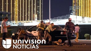 Así perpetró Stephen Paddock la masacre de Las Vegas desde el piso 32 del Mandalay Bay