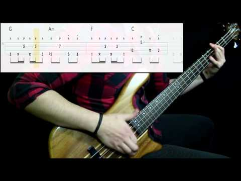 Red Hot Chili Peppers - Tell Me Baby (Bass Cover) (Play Along Tabs In Video)