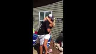 A Surprise Birthday Party turns into A Surprise Engagement Proposal