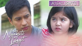 Michael explains to Mikmik why their families are not in good terms | Nang Ngumiti Ang Langit