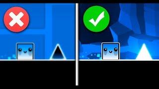 КАК НЕЛЬЗЯ СТРОИТЬ УРОВНИ | Geometry Dash 2.2