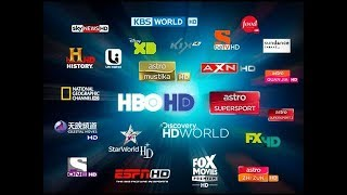Complete HD Iptv Channels File 2018(Spacial video for subscribers demand)