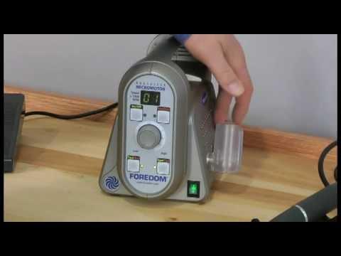 Brushless Micromotor, Foredom K1050